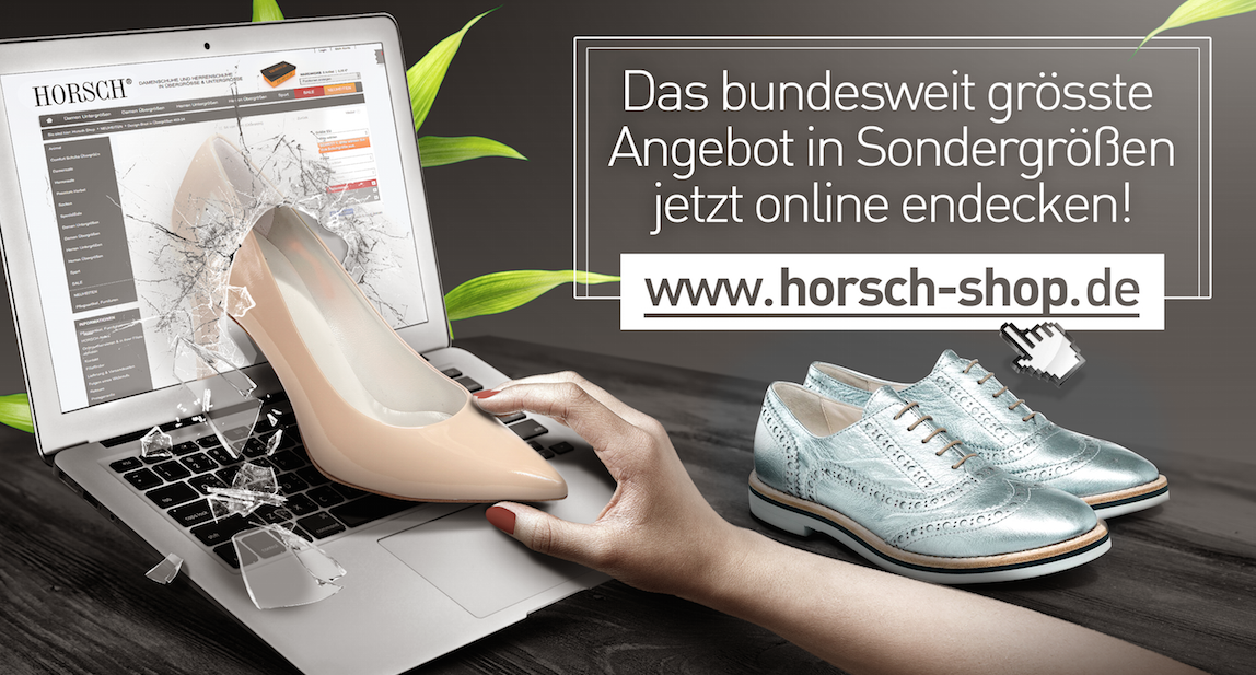 huge discount 1907e c6e31 Damenschuhe in Übergrößen online kaufen | Horsch Schuhe